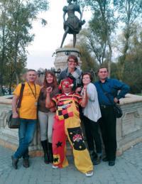 Театральная осень в Будапеште