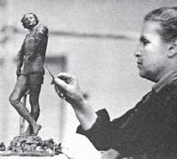 Балетные скульптуры Веры Мухиной