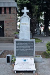 Российский некрополь в Белграде