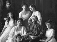 Отречение Николая II и царская семья