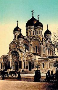 Варшавский Собор Александра Невского – жертва шовинизма